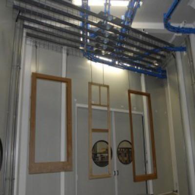 Balancines para pintura madera